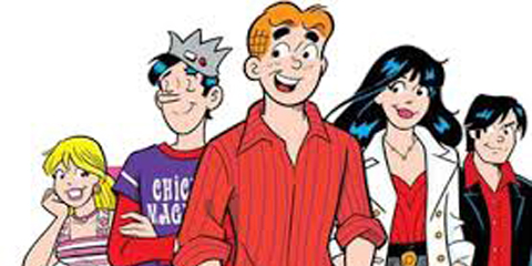 Archie 'coms' stood out for me, then spaceships descended