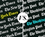 Will the Rivalry Between the Washington Post and New York Times Save Journalism?