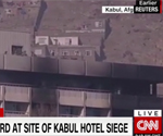 Kabul hotel siege: Journalist describes night of terror from inside