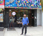 From news to menus: Journalist flees native country, starts new life as restaurateur