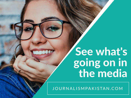 Journalism Pakistan