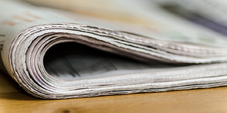 12 top newspapers, only 5 percent space for editorials on health: report