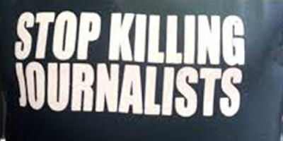 Work-related: 60 journos killed worldwide in 2014, among them three Pakistanis: CPJ