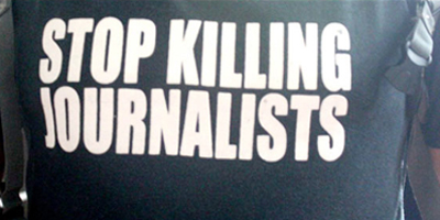 74 journalists killed since start of the year - report