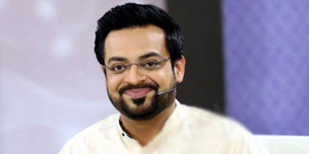 Aamir Liaquat told to apologize to individuals against whom he made hate comments, BOL fined Rs1m