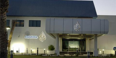'Jazeera convenient target for Egypt'