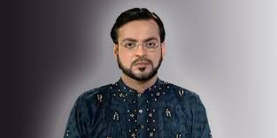 Amir Liaqat takes on ARY over fake degrees claim
