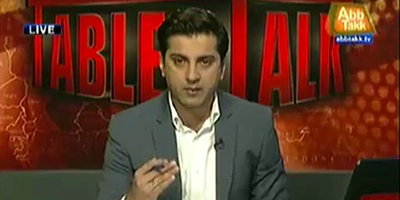Anchor Adil says he resigned from Abb Takk