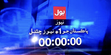 BOL News launches Sindhi transmission