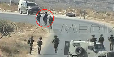 Blow to press freedom: Two AFP reporters attacked by Israeli soldiers