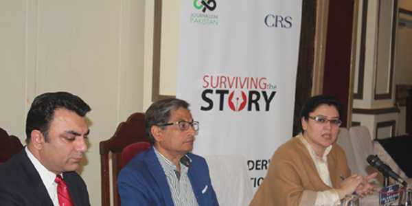 CRS and JournalismPakistan.com kick off project to study economic security of slain journalists' families