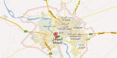 Iraq: Cameraman killed in southern Mosul