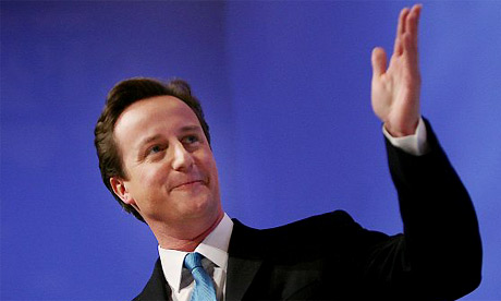 Texts show Cameron ties to Murdoch executive