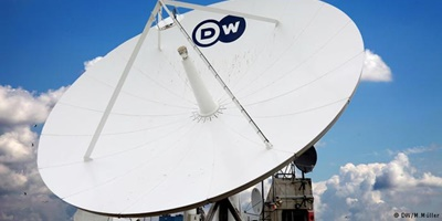 DW launches new English language TV channel