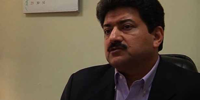 Does Hamid Mir have a future in Pakistan?