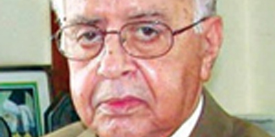 Doyen of journalism Majid Nizami dies