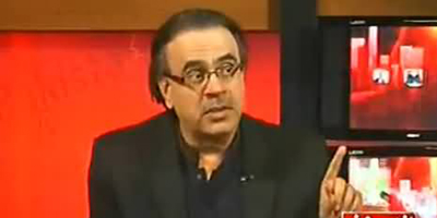 Dr Shahid Masood returns to ARY