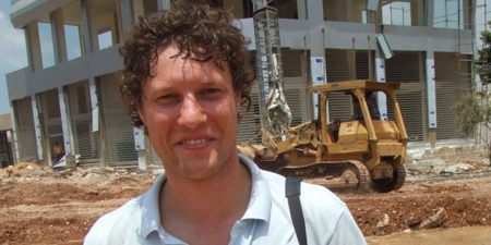 Dutch photojournalist Jeroen Oerlemans killed in Libya