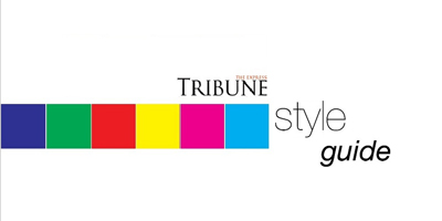 Express Tribune shows the way