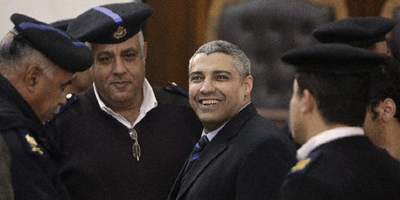 Egypt postpones retrial of two Al-Jazeera journalists