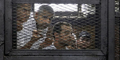 Egypt sentences 3 Al-Jazeera reporters to three years in prison
