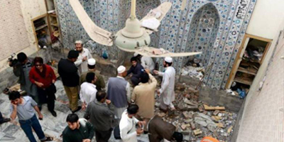 Electronic media get flak for ignoring Mohmand mosque attack