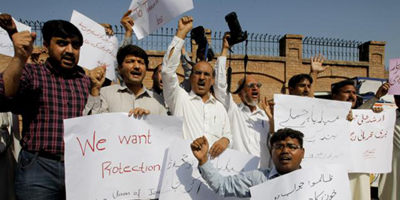Human Rights Watch urges Pakistan to end clampdown on free speech, dissent