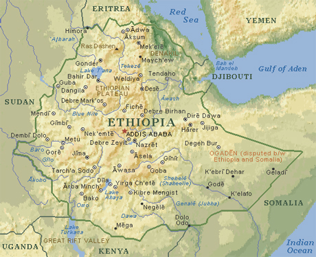 Ethiopian journalist jailed for 18 years