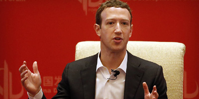 Facebook founder Mark Zuckerberg loses control of social media
