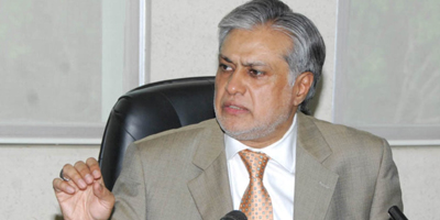 Finance minister serves legal notices on ARY CEO, two anchors