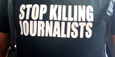 Forty journos, support staff killed in 2013