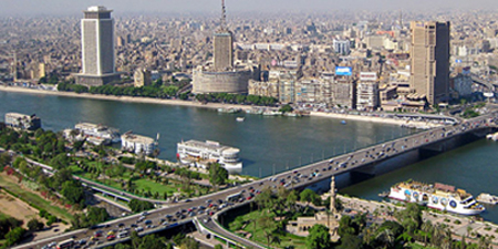 Four journalists arrested in Egypt