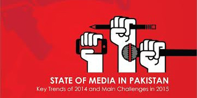2014 worst ever for Pakistani media: Freedom Network
