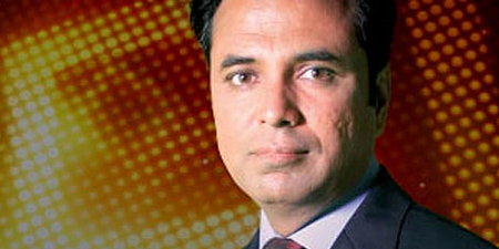Talat Hussain questions ARY News' claim