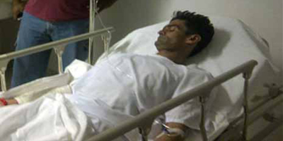 Geo reporter injured in Karachi violence
