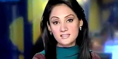 Gharida says she is still at Samaa