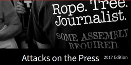 Global censorship of news reaches new levels of complexity: CPJ