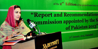 Report launch: Government endorses most recommendations of Media Commission