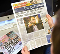 Guardian journo cleared in hacking coverage