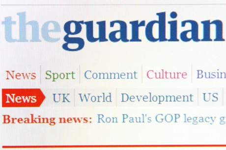 Guardian lands awards for NSA coverage