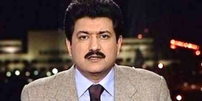 Hamid Mir injured in Karachi gun attack