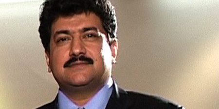 Hamid Mir nominated for 'Most Resilient Journalist Award'