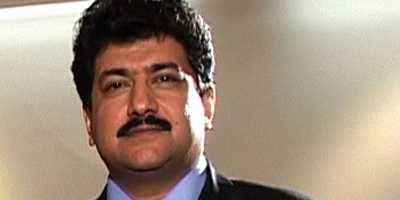 Hamid Mir submits rigging evidence with judicial commission