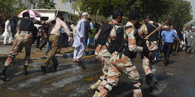 IFJ concerned over safety of journalists after six injured in Karachi