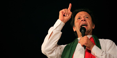 Imran Khan stirs up a hornet's nest