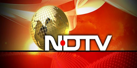 Indian NDTV targeted for alleged loan default