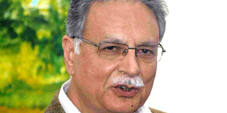 Information Minister Pervaiz Rashid removed over Dawn leak that angered army