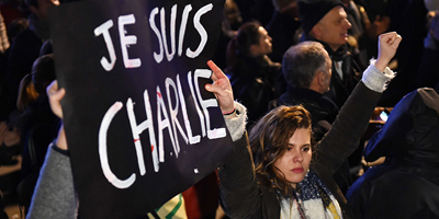 Iran bans paper over story on Charlie Hebdo