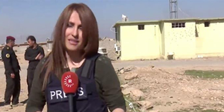 Iraqi Kurdish TV reporter killed in Mosul
