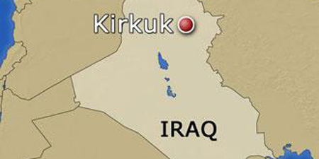 Iraqi journalist killed in Kirkuk fighting